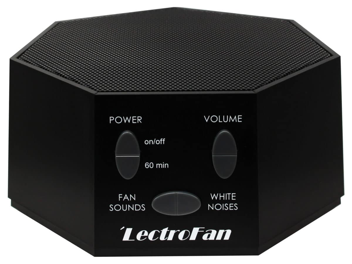 lectrofan sound of sleep