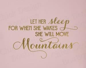 lethersleep