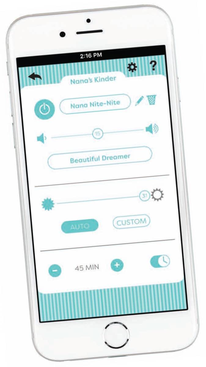 Kinder Phone App