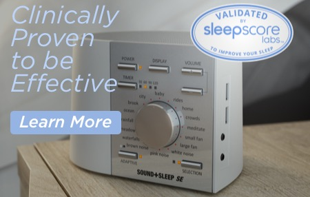 Sleep score banner Mobile